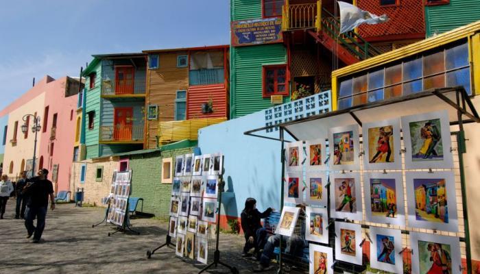 De Feria En Buenos Aires Panamericanworld