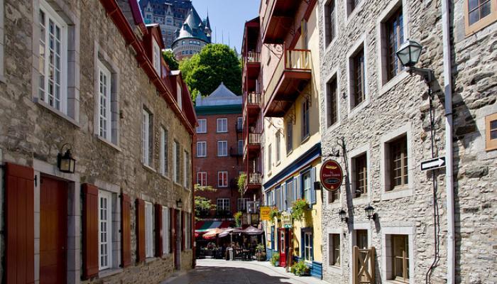 Guelph Restaurant Quebec St