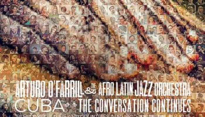 Arturo O Farrill And The Afro Latin Jazz Orchestra
