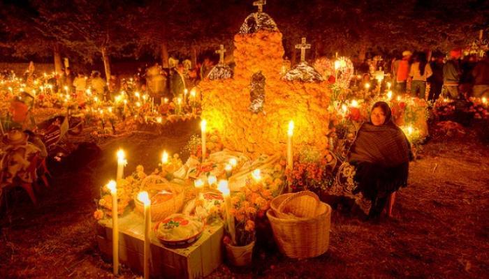 Día de Muertos, una tradición muy mexicana   PanamericanWorld