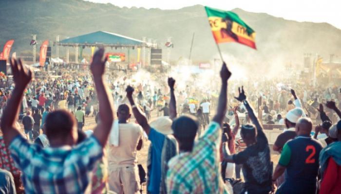 Jamaicas Big Beach Party Reggae Sumfest PanamericanWorld - Reggae sumfest