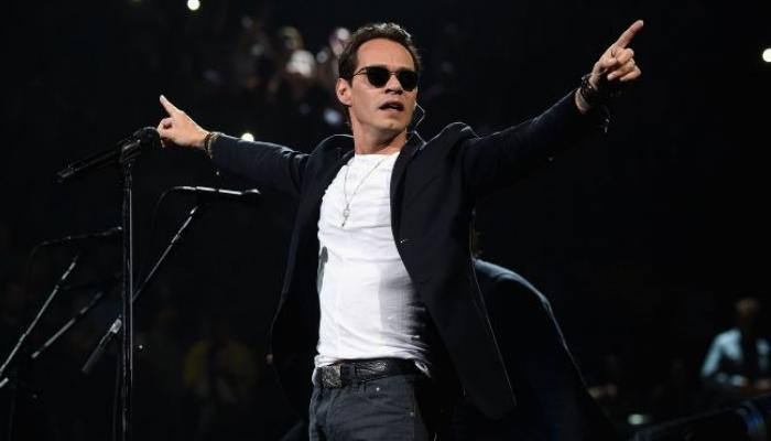 Marc anthony to be honored as person of the year by latin - Marc anthony madison square garden ...