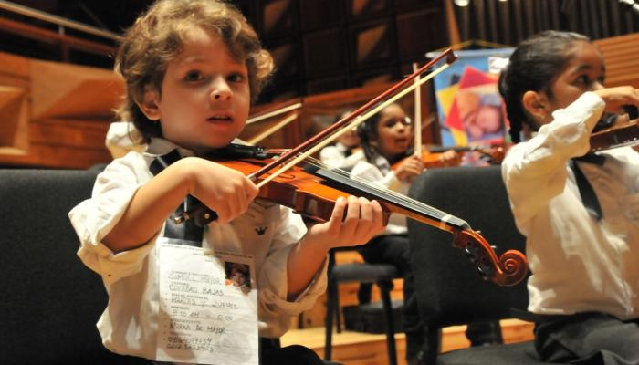 Social Learning Is More Than Just >> The System: Music that Changes Lives in Venezuela | PanamericanWorld