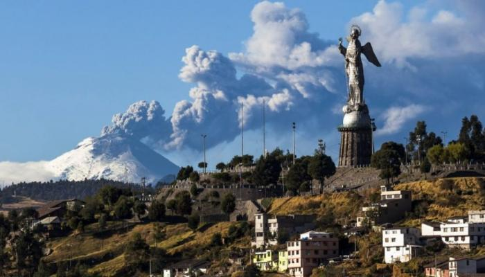 Quito, Ecuador Is Officially South America's Leading